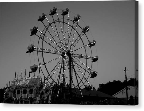 Fair Time Fun Canvas Print