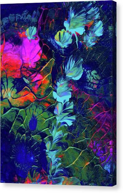 Fairy Dusting 2 Canvas Print