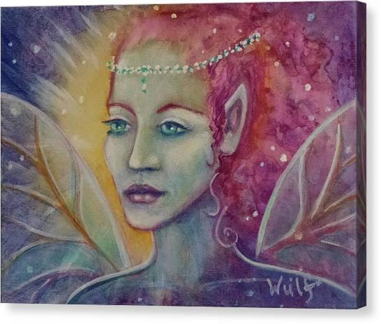 Fairy Fantasy Canvas Print