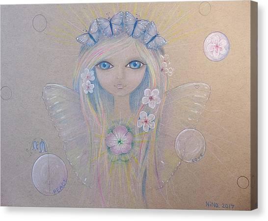 Fairy Song  Canvas Print
