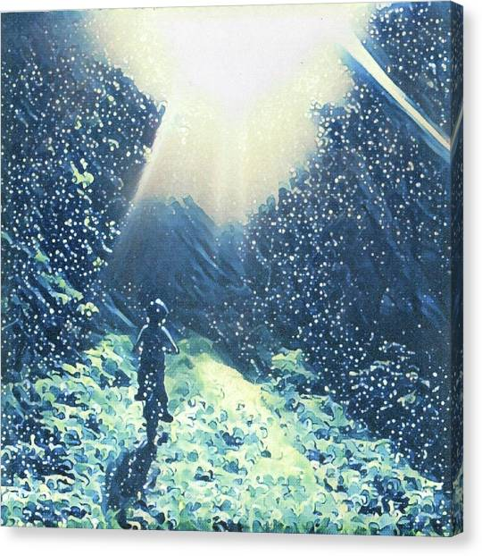 Canvas Print - Fairy Tales by Bitten Kari