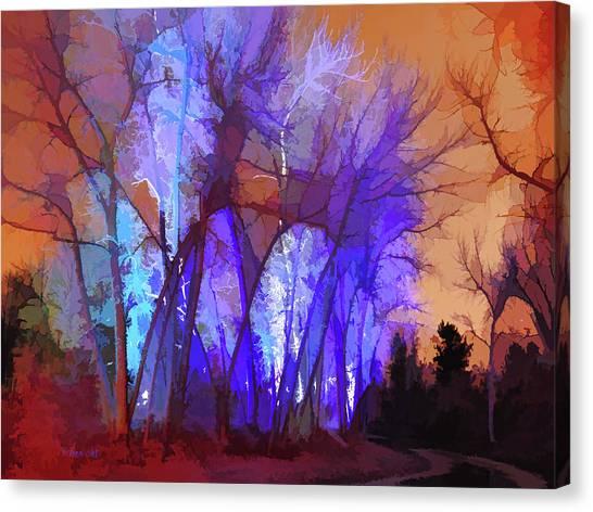 Fairy Tales Do Come True Canvas Print