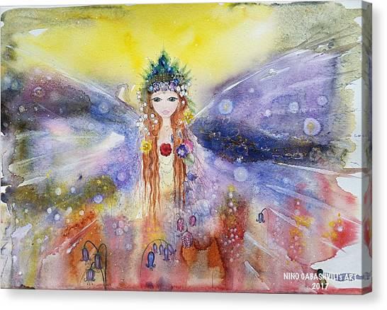 Fairy World Canvas Print