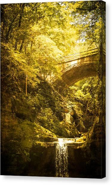 Fairyland In Matthiessen Canvas Print