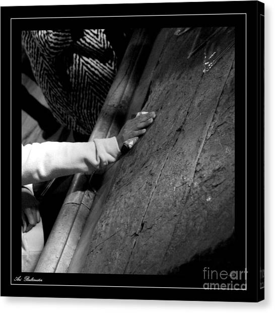 Faith Hands 2. Canvas Print