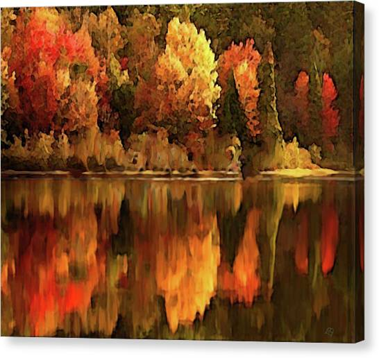 Fall 2016 Canvas Print