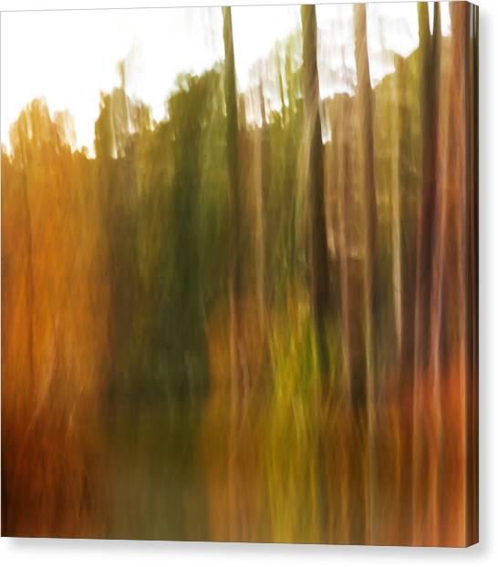 Fall Energy Canvas Print