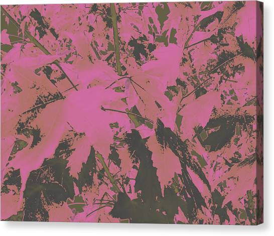 Fall Leaves #6 Canvas Print