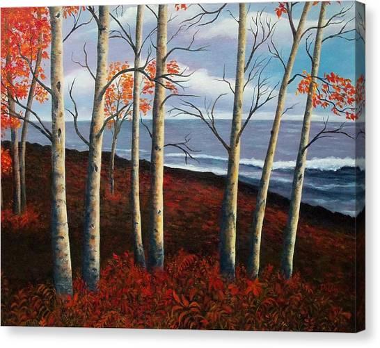 Fall's Charm Canvas Print