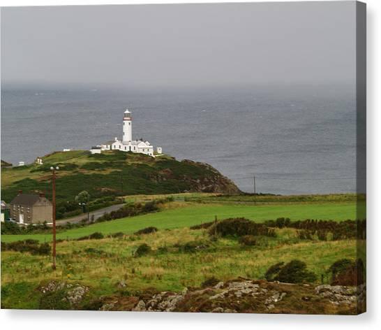 Fanad Head Lighthouse Canvas Print