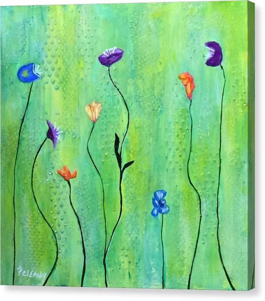 Far A Field Canvas Print