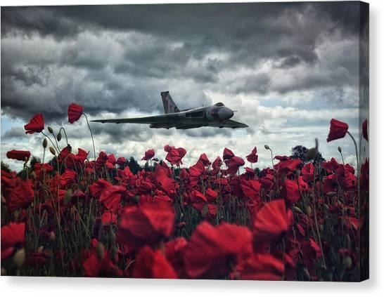 Farewell To The Spirit Of Great Britain  Canvas Print