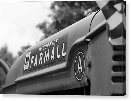 Farmall Canvas Print
