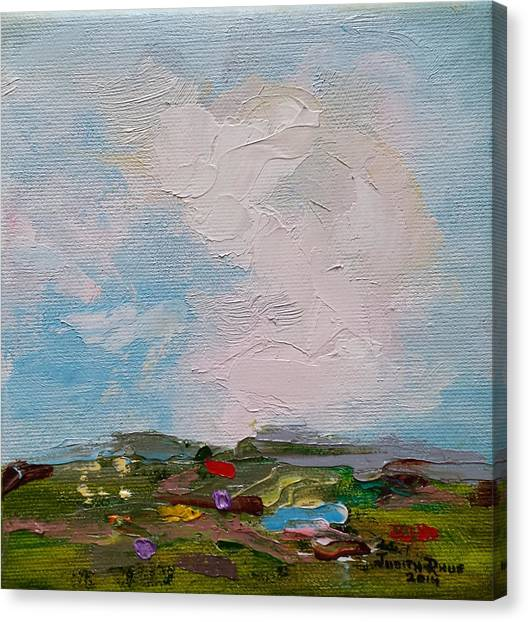 Farmland II Canvas Print