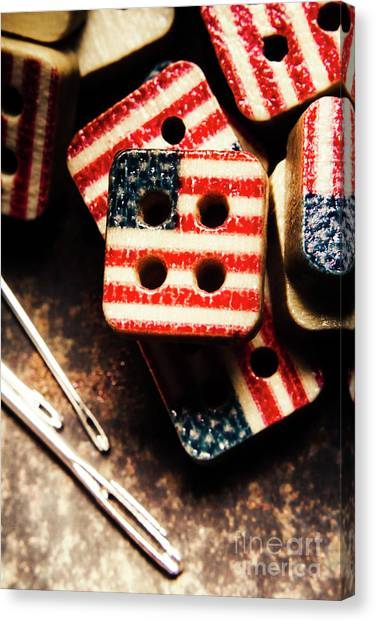 Factories Canvas Print - Fashioning A Usa Design by Jorgo Photography - Wall Art Gallery