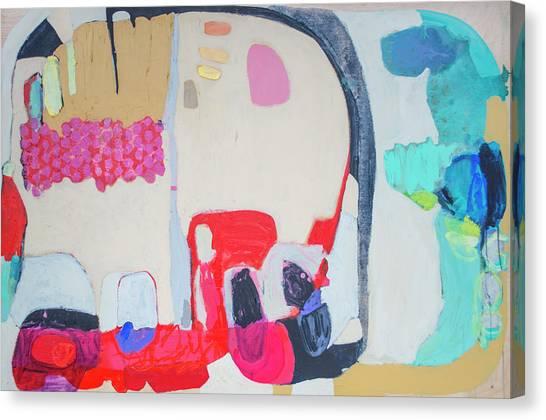 Canvas Print - Fast Friends by Claire Desjardins