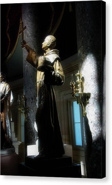 Father Junipero Serra Canvas Print