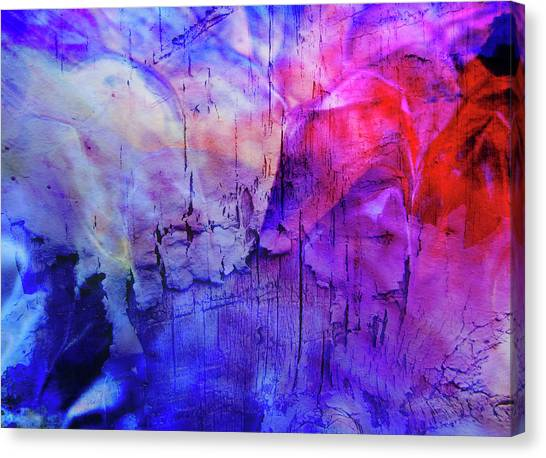 Faux Chasm Canvas Print