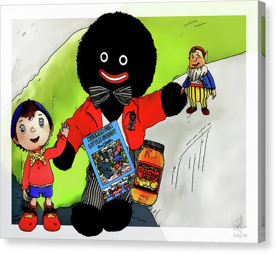Favourite Childhood Memories Canvas Print
