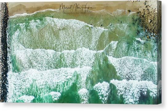 Fenway Best Little Beach Canvas Print
