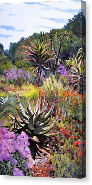 Fernkloof Fynbos Canvas Print