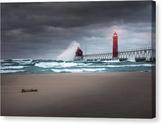 Ferocious Calm Canvas Print