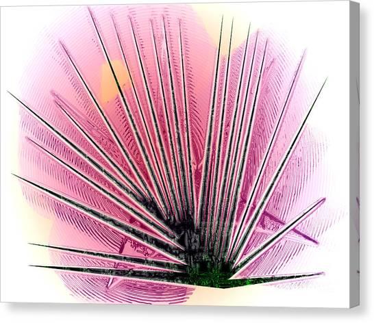 Fibers Canvas Print by Patrick Guidato