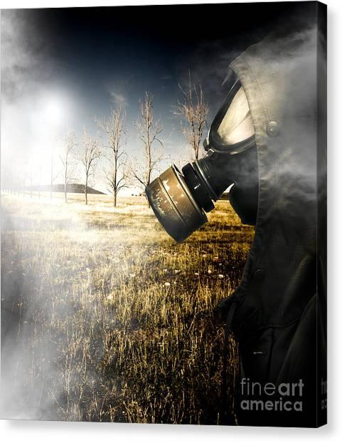 Terrorist Canvas Print - Field Of Terror by Jorgo Photography - Wall Art Gallery
