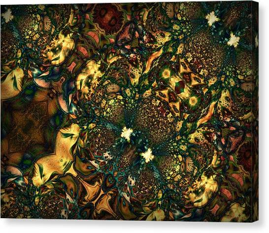 Field Of View Canvas Print by Talasan Nicholson