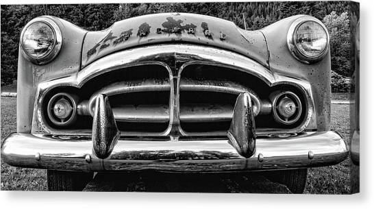 Fifty-one Packard Canvas Print