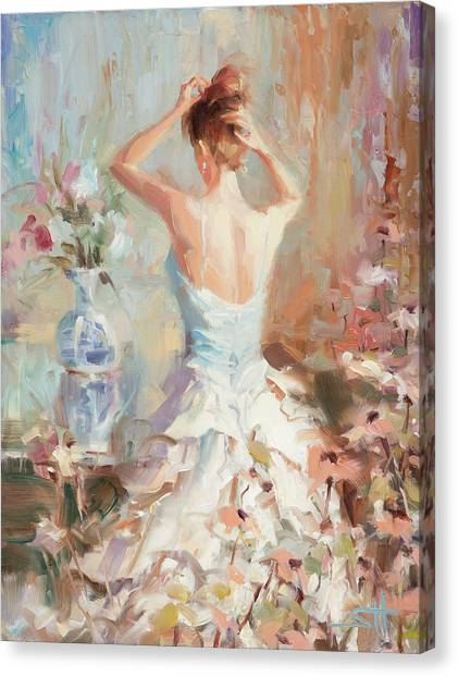 Canvas Print - Figurative II by Steve Henderson