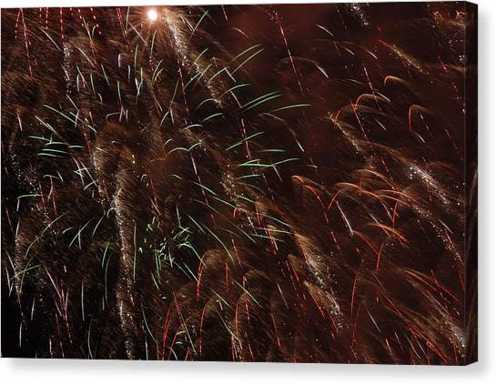 Finale Canvas Print by Clay Peters Photography