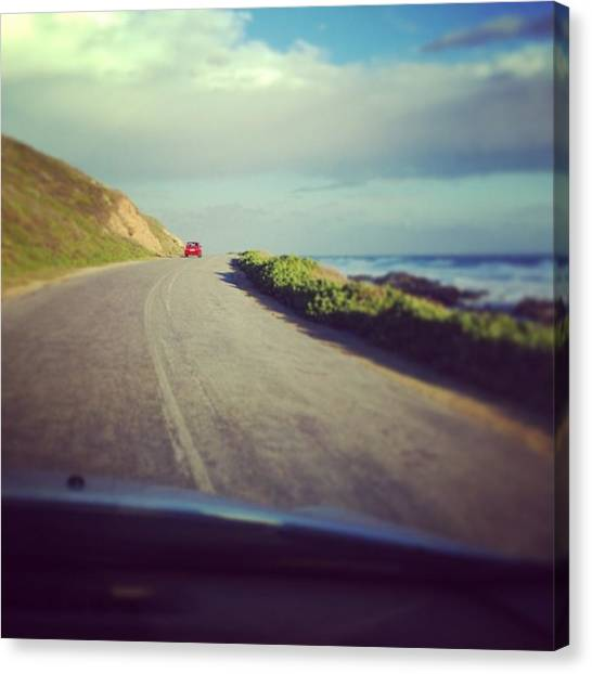 South African Canvas Print - Roadtrip by Jacci Freimond Rudling