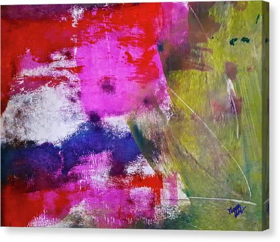 Find Myself Canvas Print