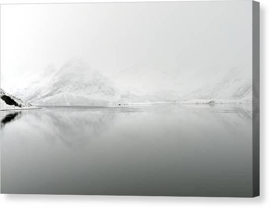 Fine Art Landscape 2 Canvas Print