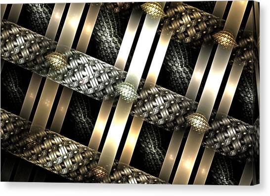 Fine Jewelry Canvas Print