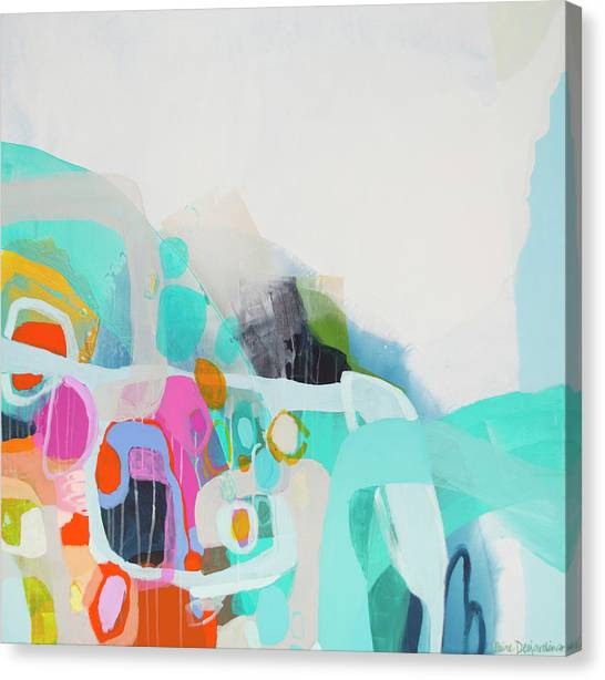 Canvas Print - Fingers Crossed by Claire Desjardins