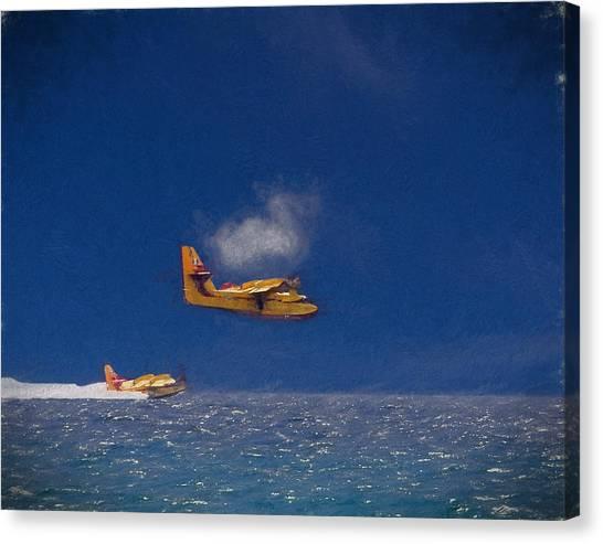 Amphibious Airplane Canvas Prints (Page #4 of 5) | Fine Art