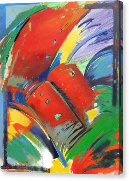 Firecracker Canvas Print