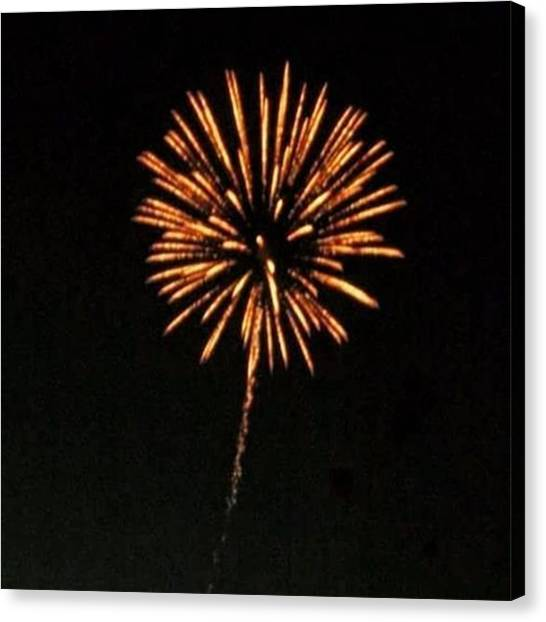 Independence Day Canvas Print - Boom Boom by Mnwx Watcher