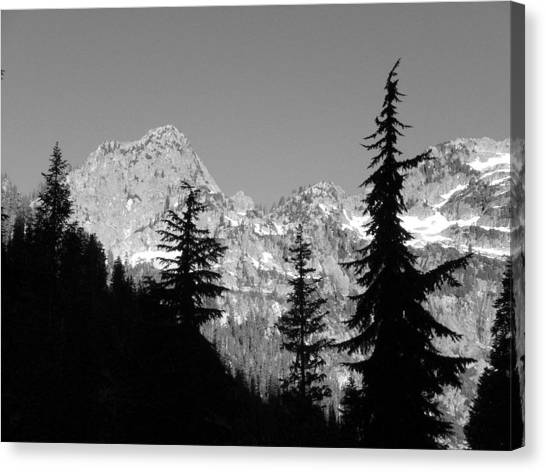 First Break Canvas Print by Mark Camp