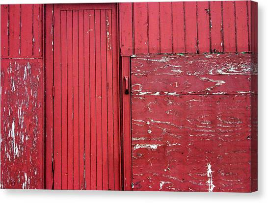 Flaked 3 Canvas Print by Jez C Self