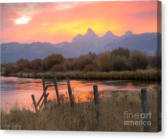 Fleeting Moments Canvas Print