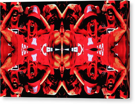Flexcam 4 Canvas Print by Stephen Farley