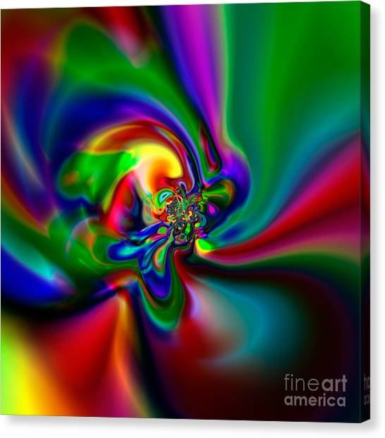 Flexibility 49a1 Canvas Print by Rolf Bertram