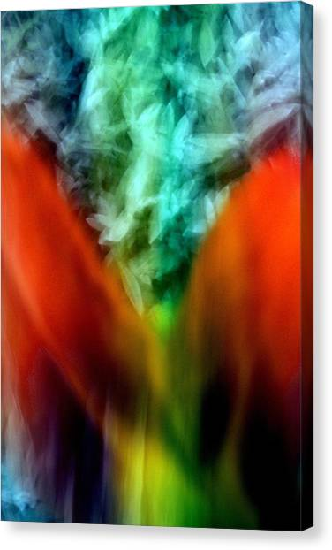 Canvas Print - Flora V by Russell Wilson