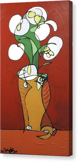 Floral 32 Canvas Print