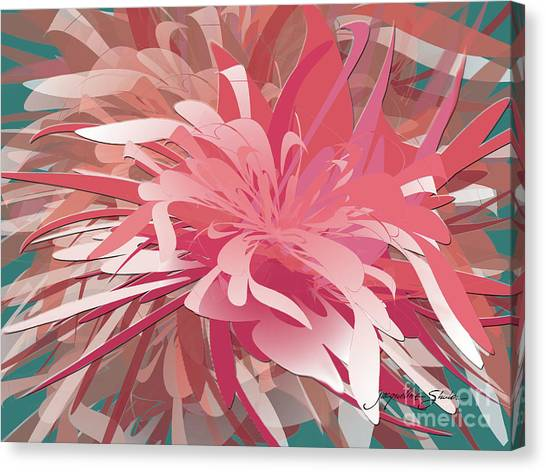 Floral Profusion Canvas Print