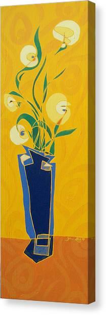 Floral Xxiv Canvas Print