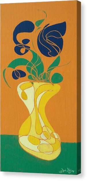 Floral Xxvi Canvas Print